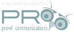 a CMS Smarter WEbsite by PRowl Communications