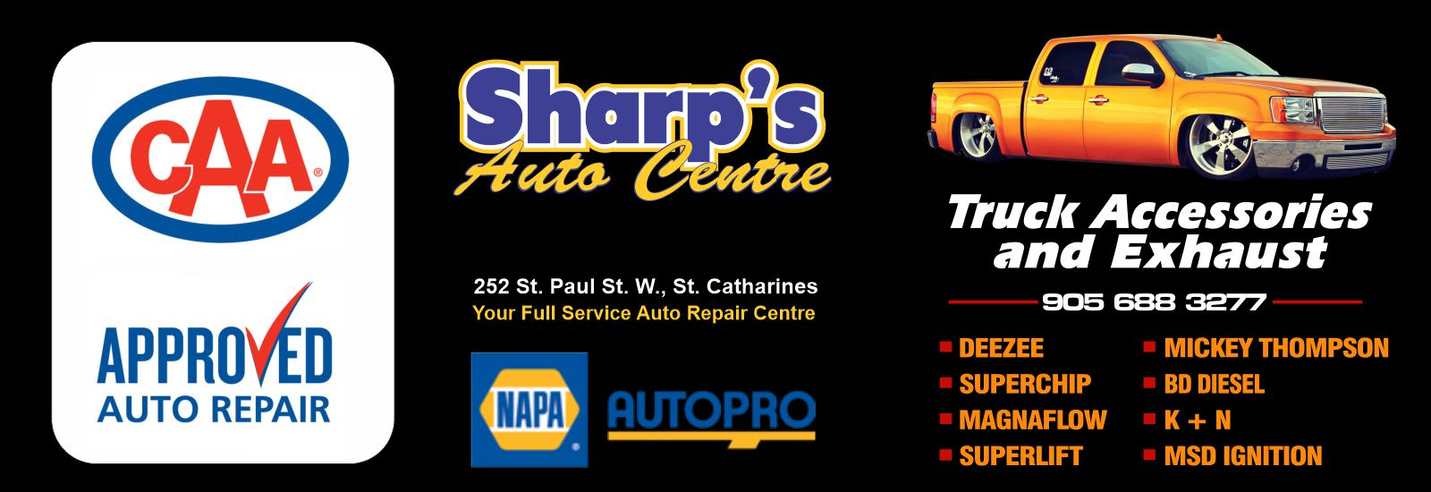 CAA Approved Auto Repair - St. Catharines 5 star reviews