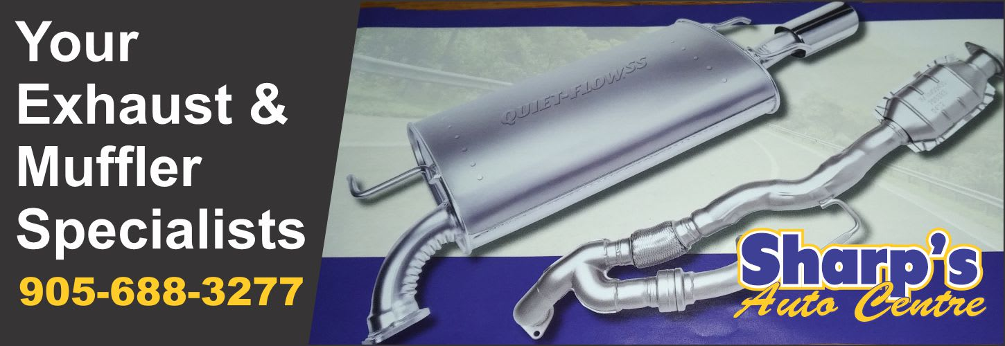 exhaust and muffler repair replacement st catharines